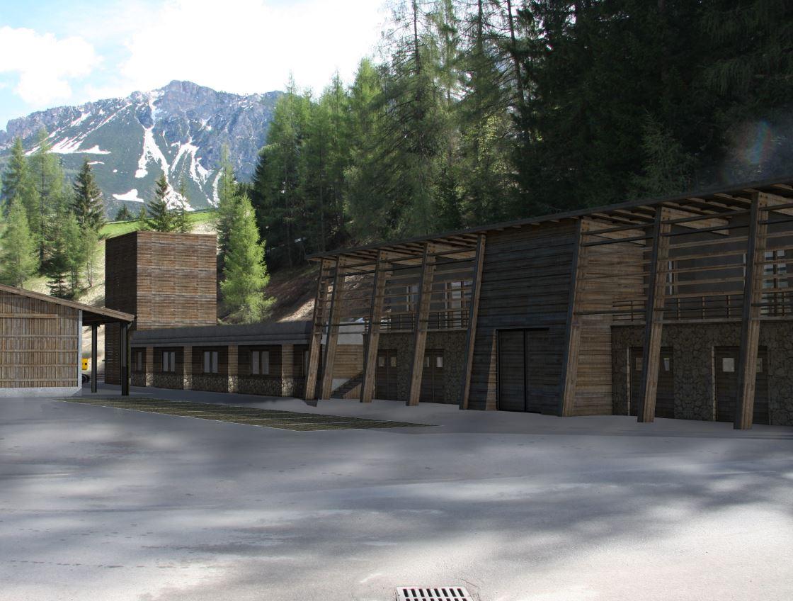 Costruzione edificio per magazzini comunali progetti for Progetti di costruzione domestica